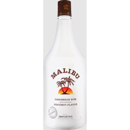 Malibu Rum Malibu Coconut, 1.75 L