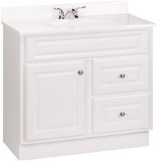 Bathroom Vanities with Tops - Walmart.com