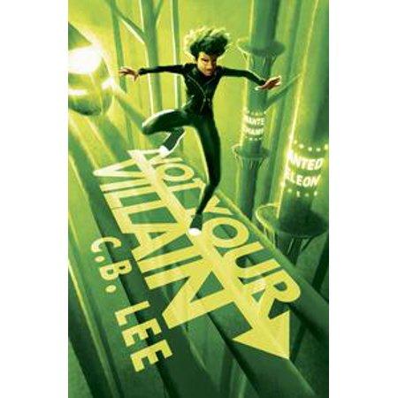 Not Your Villain - eBook (Superheroes Or Villains)