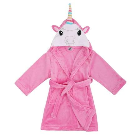 Baby Kids Hooded Pajamas Kigurumi Cosplay Costume Animal Home Bathrobe Robe - Baby Cosplay Ideas