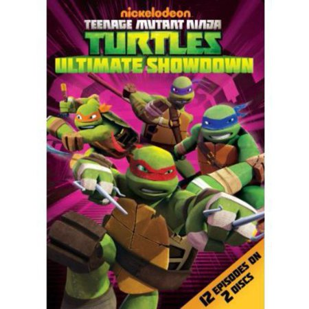 Teenage Mutant Ninja Turtles: Teenage Mutant Ninja Turtles: Ultimate Showdown