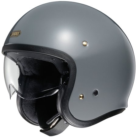 Shoei JO Rat Grey Helmet