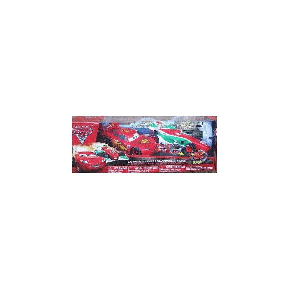 Air Hogs Cars 2 RC McQueen & Francesco by