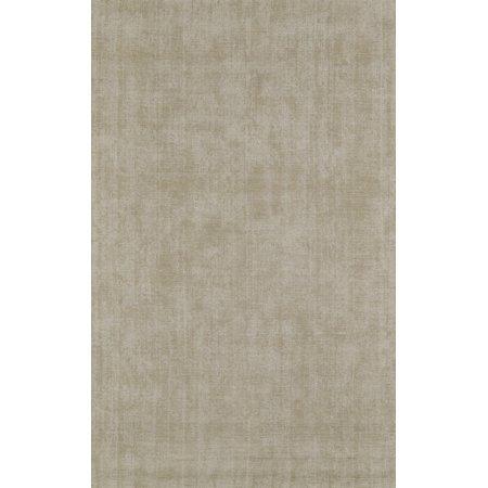 Dalyn Laramie Area Rugs - LR100 Contemporary Linen Wool Viscose Solid Rows Rug