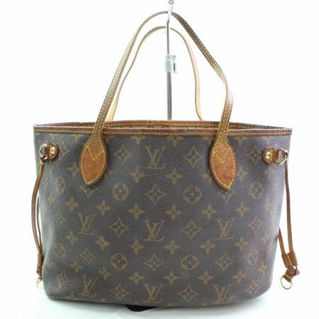 - Neverfull Tote 866157 Brown Monogram Canvas Shoulder Bag