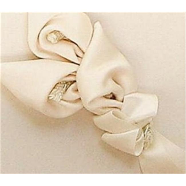 Ivy Lane Design A01075MB/IVO Calla Lily Memory Book - Ivory