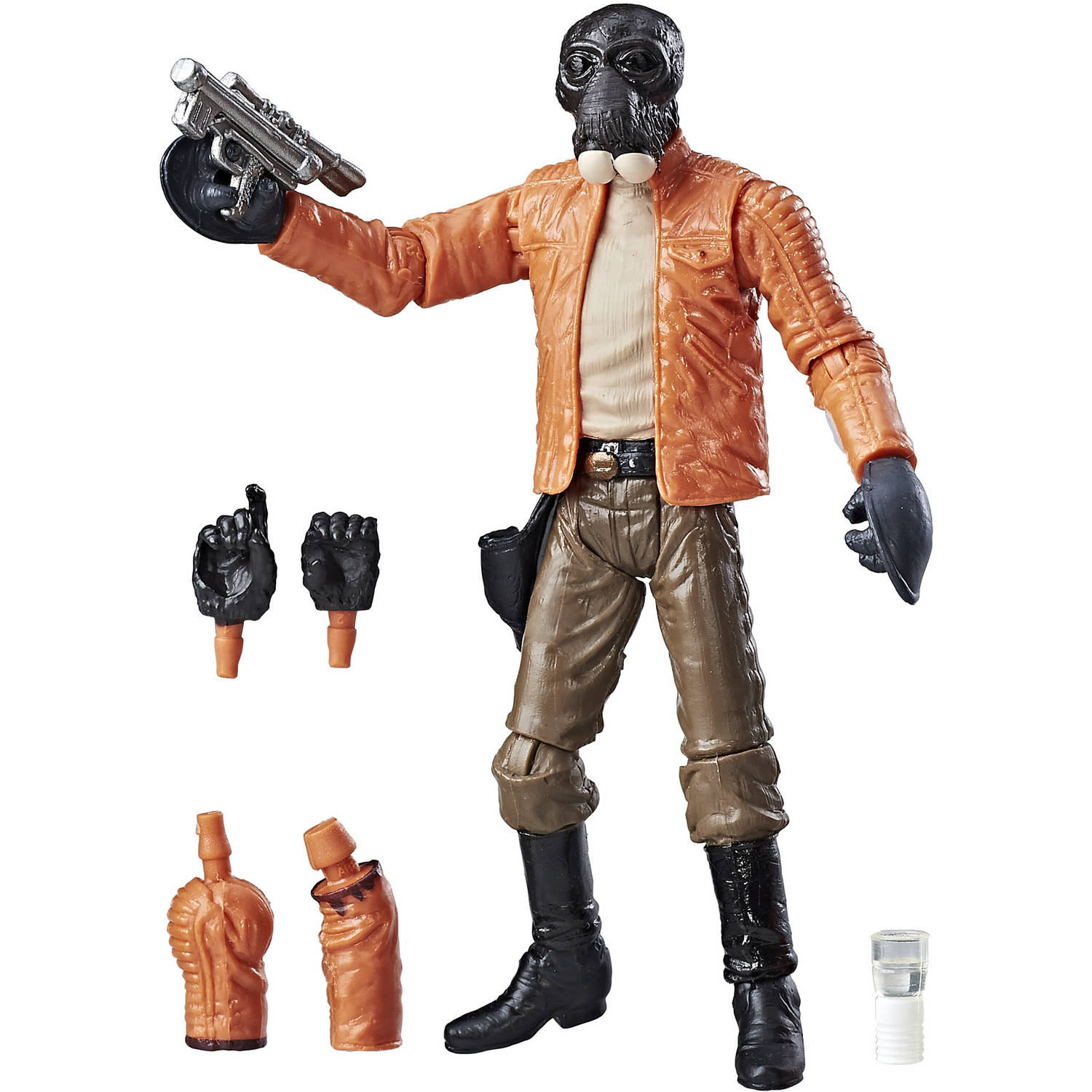 "Star Wars Black Series 3.75"" Ponda Baba"