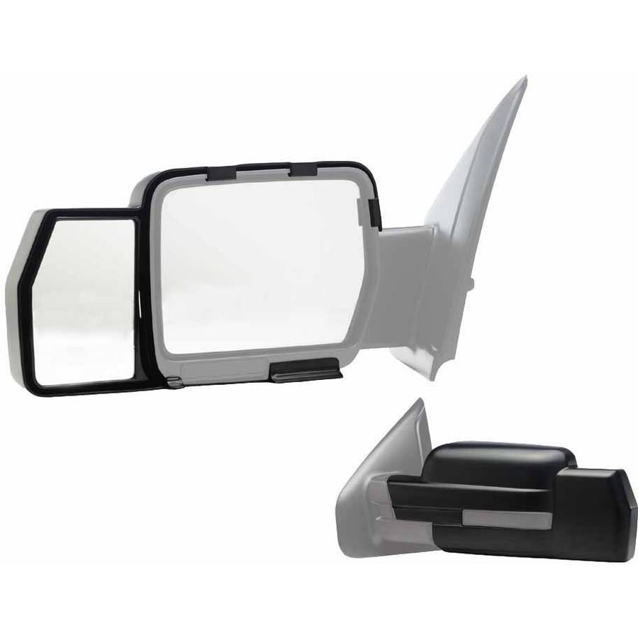 81810 Fit System 09 14 Custom Fit Towing Mirror Ford F150 Pair