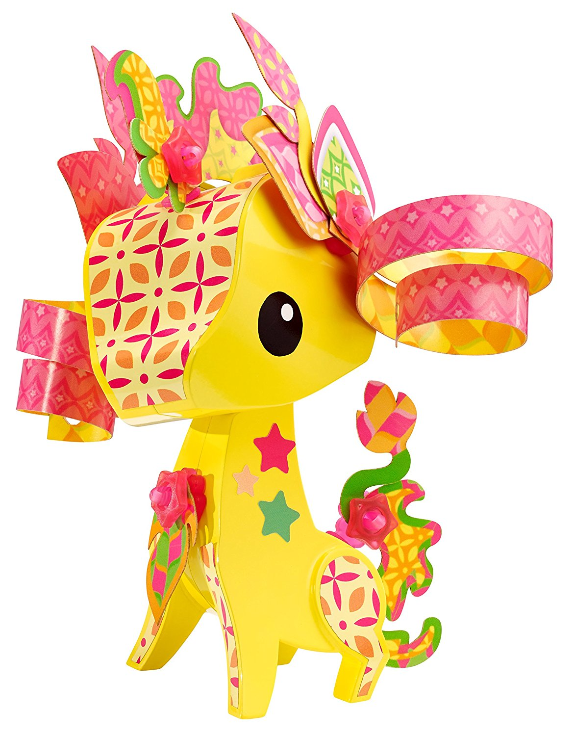 AmiGami Giraffe Figure, AmiGami is a totally New way to play and express your creativity!... by