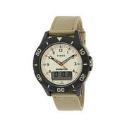 Timex Men's Expedition Katmai Combo TW4B16800 Black Nylon Quartz Sport Watch