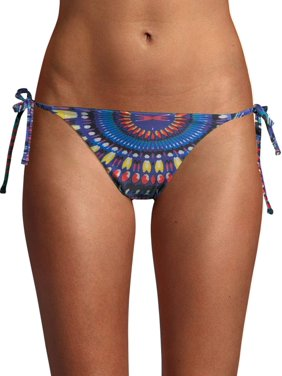 Cyn & Luca Juniors' Sarah Tahitian Tie Dye Swimsuit Bottom