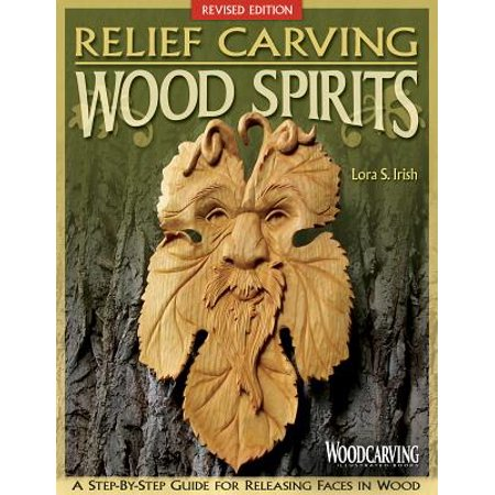 Relief Carving Wood Spirits](Lorax Craft)