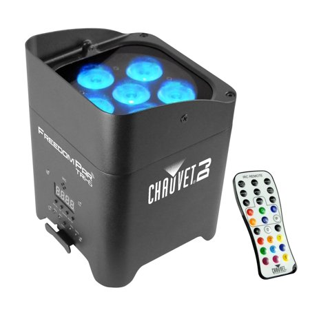 Chauvet Dj FREEDOMPARTRI6 Freedom Par Tri-6 Battery Uplight