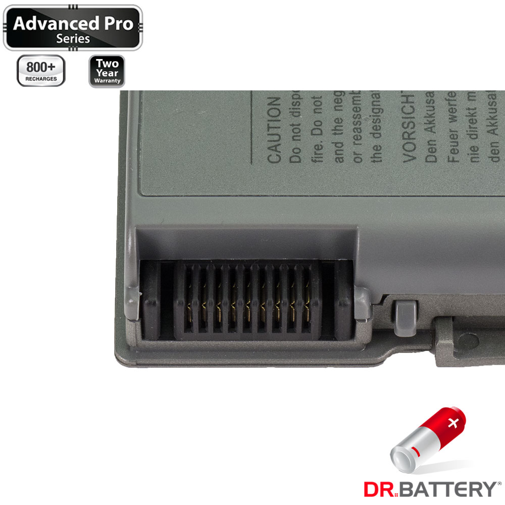 Dr. Battery - Samsung SDI Cells for Dell Inspiron 500m / 600m / 312-0090 / 312-0191 / 312-0195 / 312-0309 / 312-0408 / 312-4347 / 312-4437 / 312-4482 / 315-0084 / 377804 / 3R305 / 451-10132 - image 5 of 5