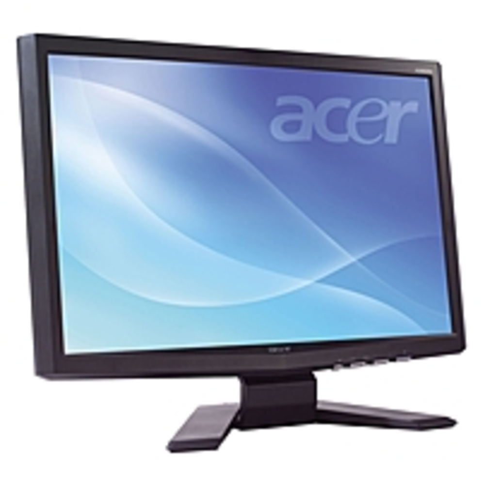 "Acer X263Wbi 26"" LCD Monitor - 5 ms - 1920 x 1200 - 350 Nit - (Refurbished)"