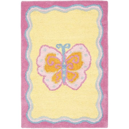 Safavieh Butterfly Center Area Rug Walmart Com