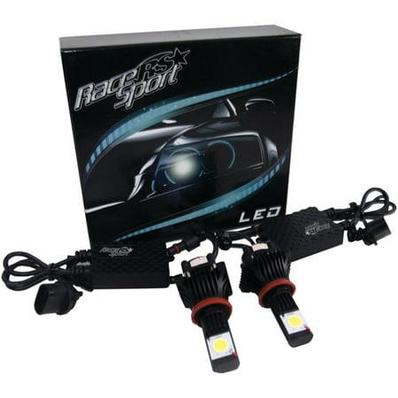 race sport h11 led g1 kit 5 000k true led headlight. Black Bedroom Furniture Sets. Home Design Ideas