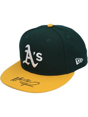 Matt Chapman Oakland Athletics Autographed New Era Cap - Fanatics Authentic Certified