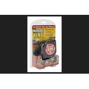 As Seen On TV Measure King 3-in-1 Digital Tape Measure Plastic/Metal/LCD, 1 pk
