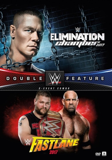 WWE: Elimination Chamber   Fastlane 2017 (DVD) by WARNER HOME VIDEO