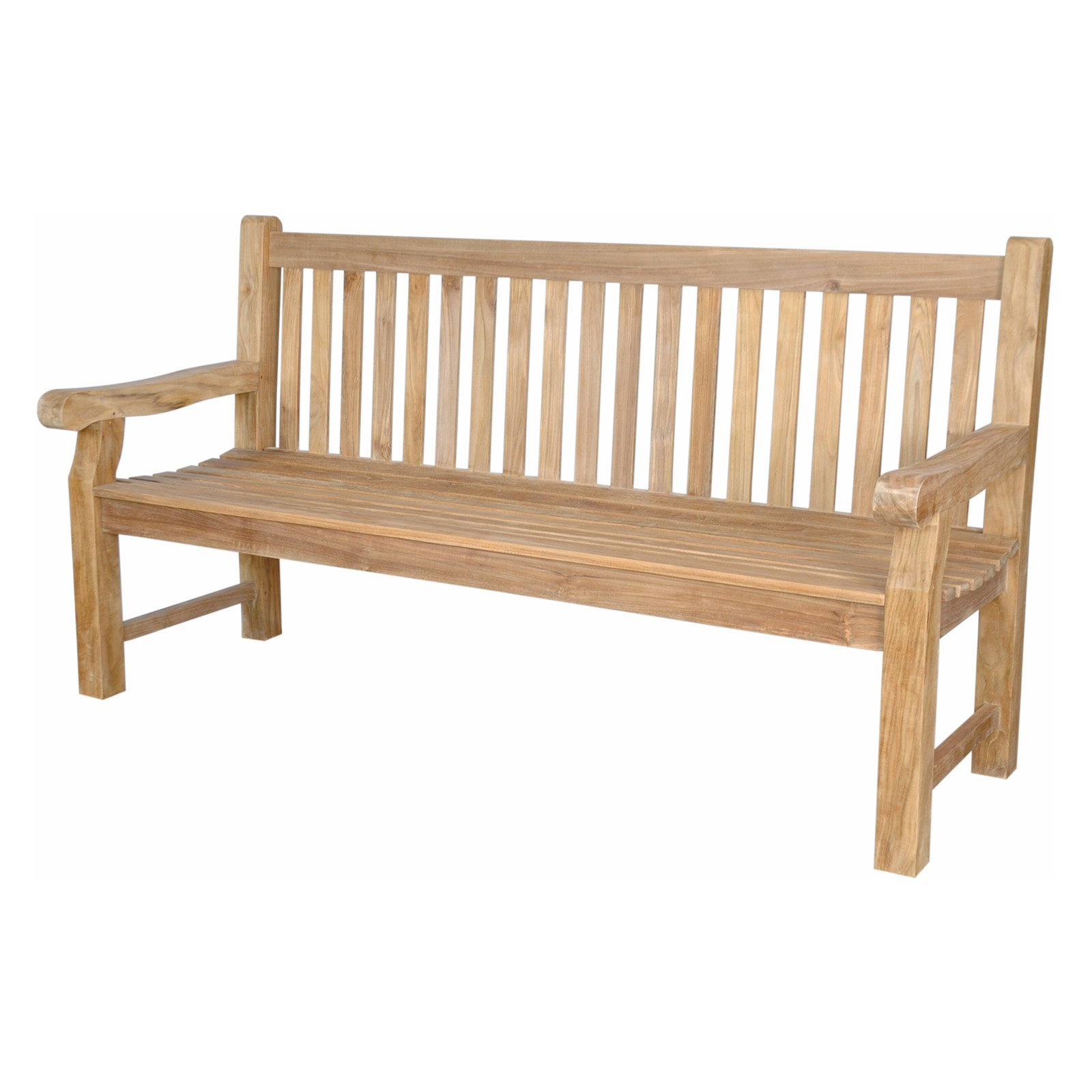 Anderson Teak Devonshire Extra Thick Outdoor Bench