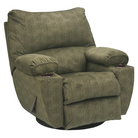 Cheapest catnapper gibson polyester swivel glider recliner for Catnapper gibson chaise recliner