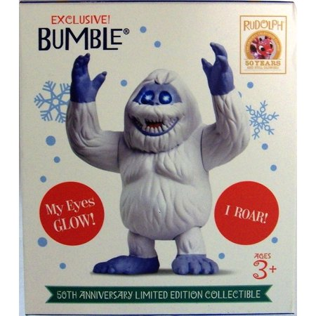 Rudolph's 50th Anniversary Limited Edition Collectible- (Limited Edition Collectible Plate)