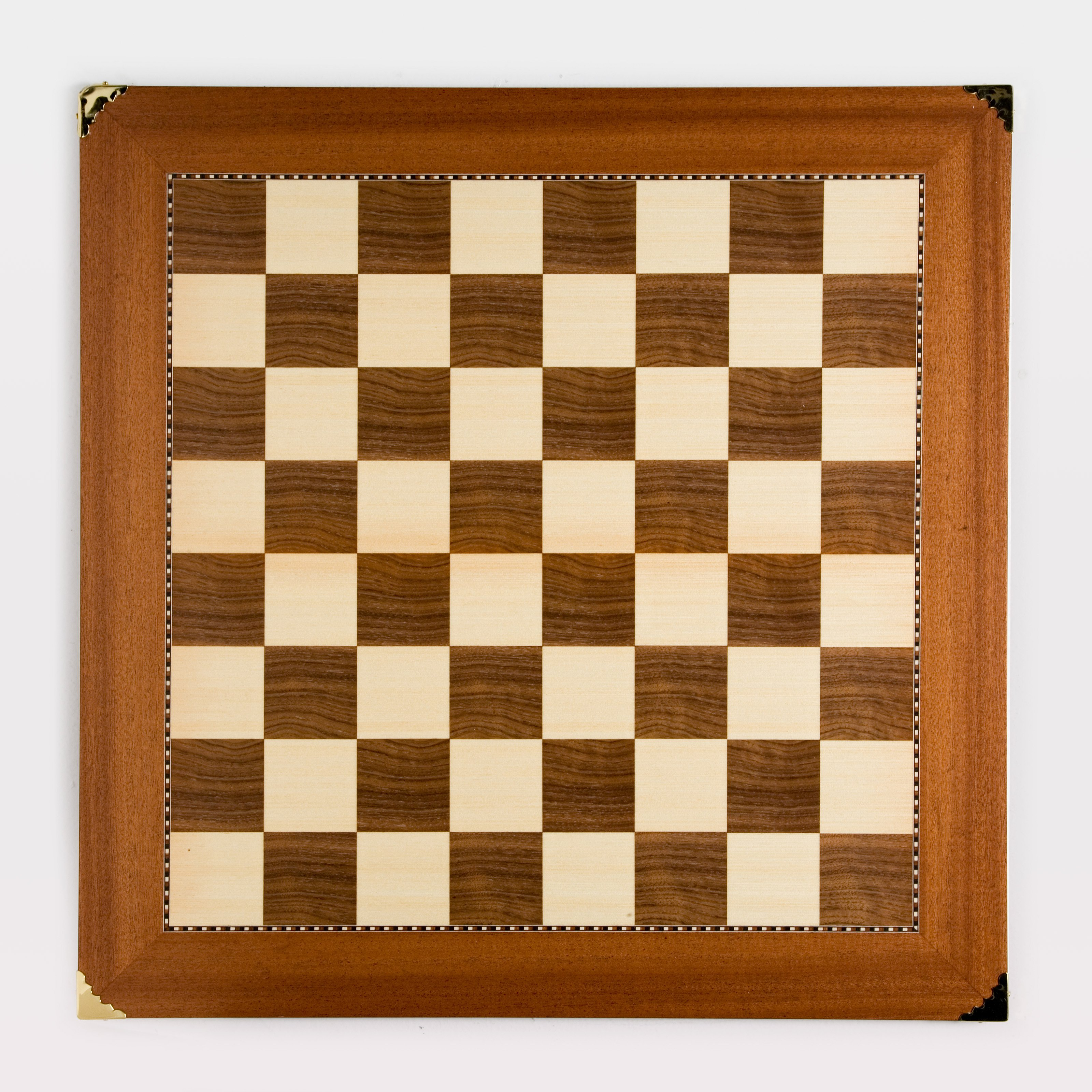 Champion Sycamore/Walnut Chess Board