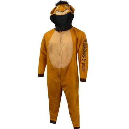 Lion King Scar the Villain Onesie Pajama - Ice King Onesie