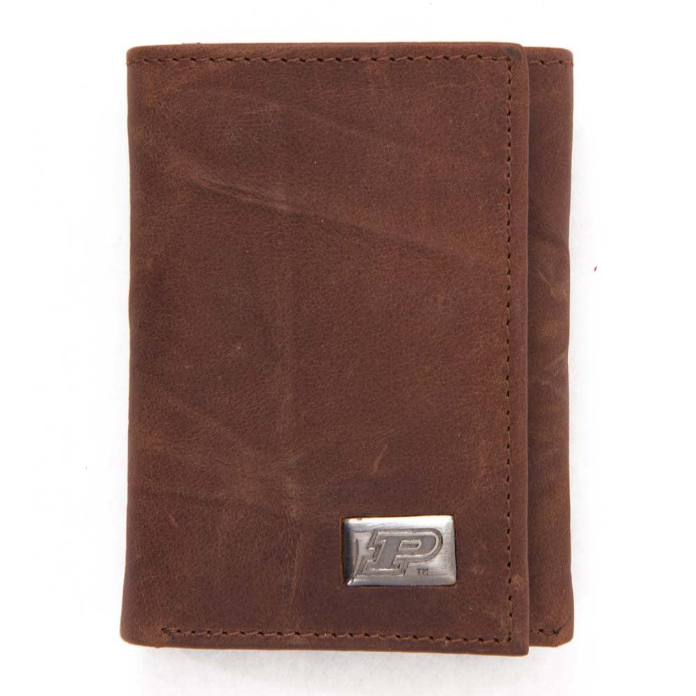 Purdue Tri-Fold Wallet