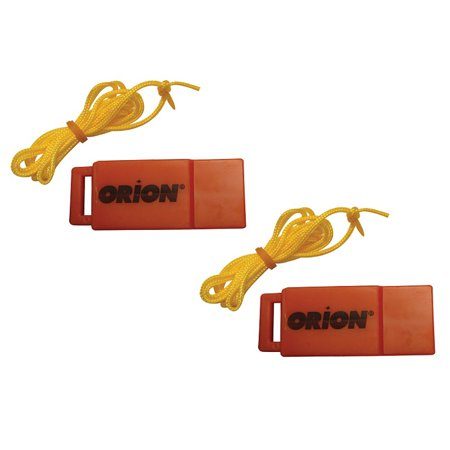 ORION SAFETY WHISTLE - 2 PACK
