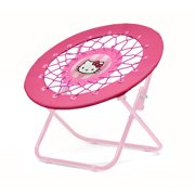 Sanrio Hello Kitty Pink Canvas Folding Soft Web Chair