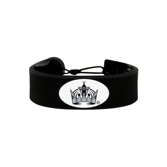 49de7dfbc1c1a Aminco - Aminco NHL LA Los Angeles Kings Hockey Puck Rubber Bracelet ...