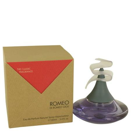 (pack 2)Romeo Gigli Eau De Parfum Spray By Romeo Gigli3.4 oz