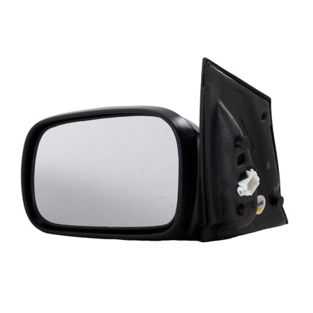 NEW LH MIRROR POWER NON HEAT FITS 2006 2007 2008 HONDA CIVIC COUPE 76250-SVA-A11ZD 2006 Bmw Z4m Coupe