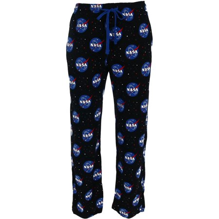 Men's Cotton Jersey NASA Lounge Pants,  Multi