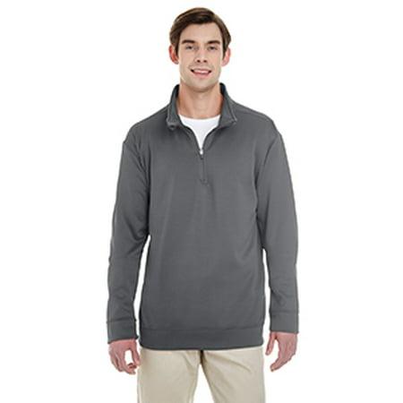 - Gildan Adult Performance® 7 oz. Tech Quarter-Zip Sweatshirt