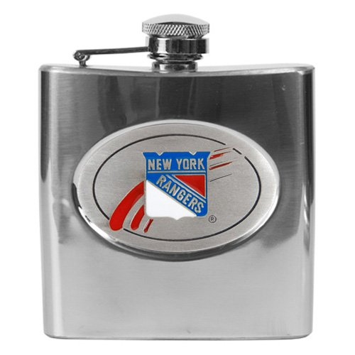 Great American NHL 6 oz. Stainless Steel Flask