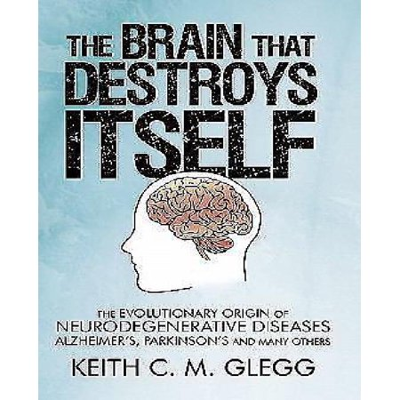 The Brain That Destroys Itself  The Evolutionary Origin Of Neurodegenerative Diseases Alzheimers  Parkinsons And Many Others