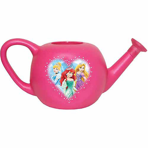 Midwest Quality Glove Disney Princess Kids Watering Can