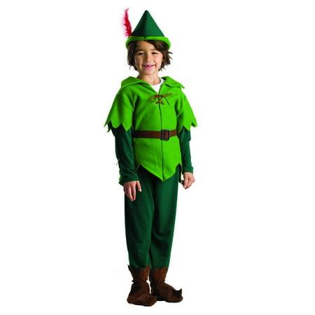 Peter Pan Costume - Size Large 12-14](Peter Pan Outfits)