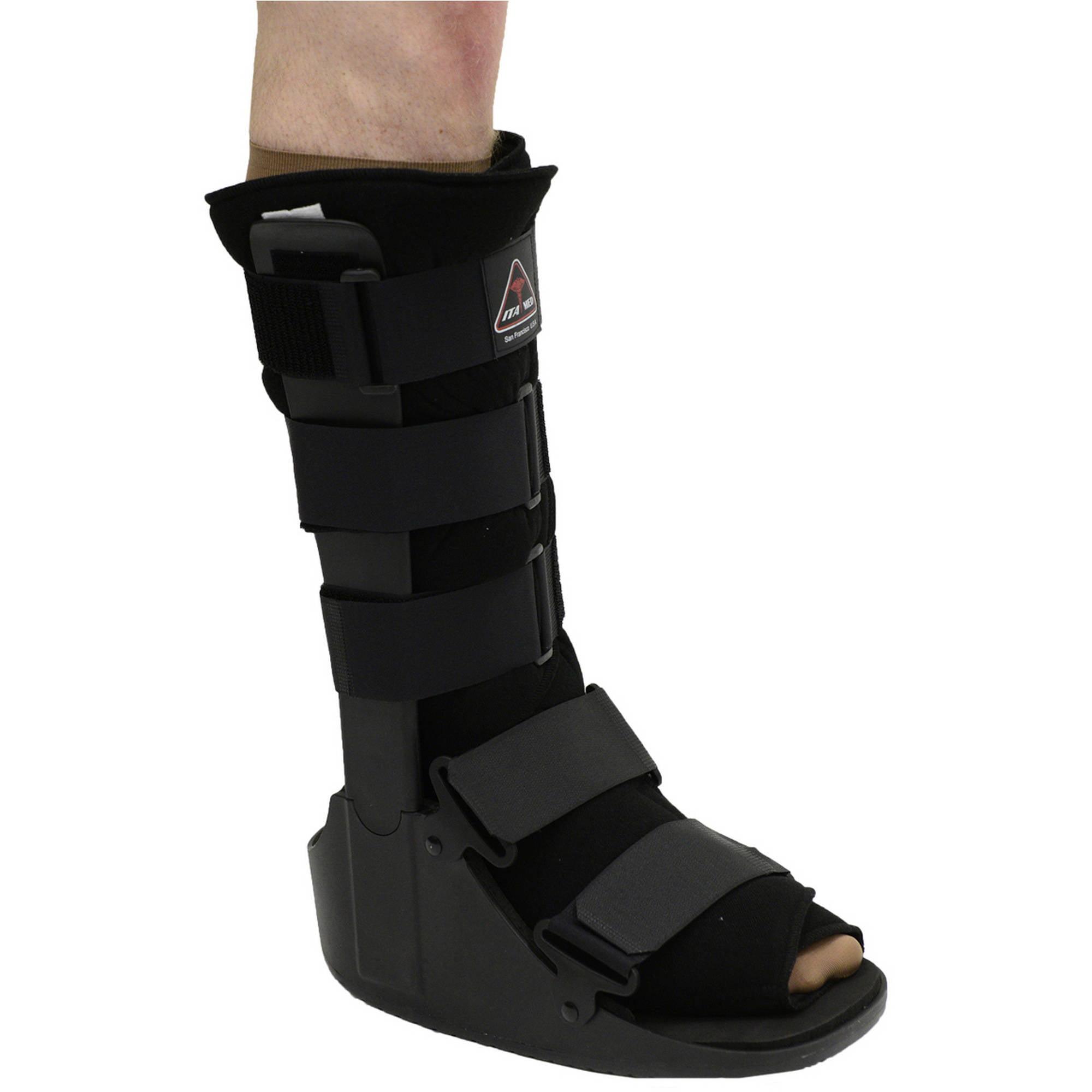 Closed toe medical walking shoe foot protection boot - Closed Toe Medical Walking Shoe Foot Protection Boot 51