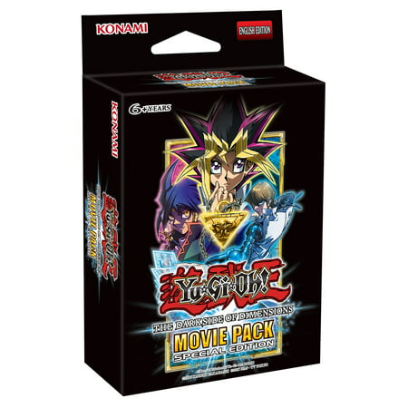 Yu-Gi-Oh 2018 Movie Pack Special Edition Deck Destruction Special Edition Pack