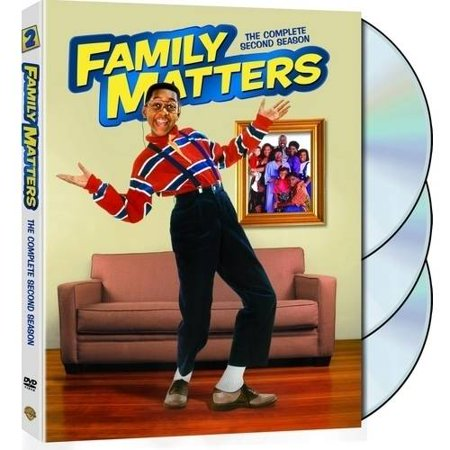 Family Matters  The Complete Second Season  Full Frame