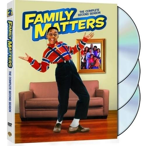 Family Matters: The Complete Second Season (Full Frame)