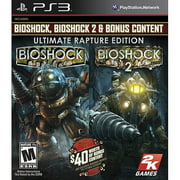 BioShock Ultimate Rapture Edition (PS3)