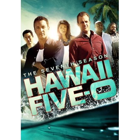Hawaii Five-O (2010): The Seventh Season (DVD)