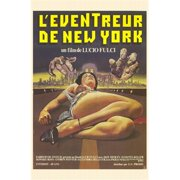 Posterazzi MOV378974 New York Ripper Movie Poster - 11 x 17 in.