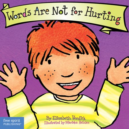 Words Are Not for Hurting (Board Book)](O Words For Halloween)