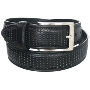 Beverly Hills Polo Club Men's Perforated Belt, Brand NEW -